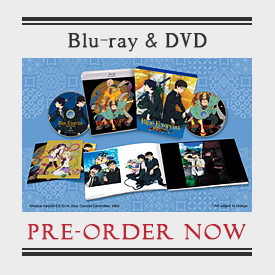 Blu-ray and DVD
